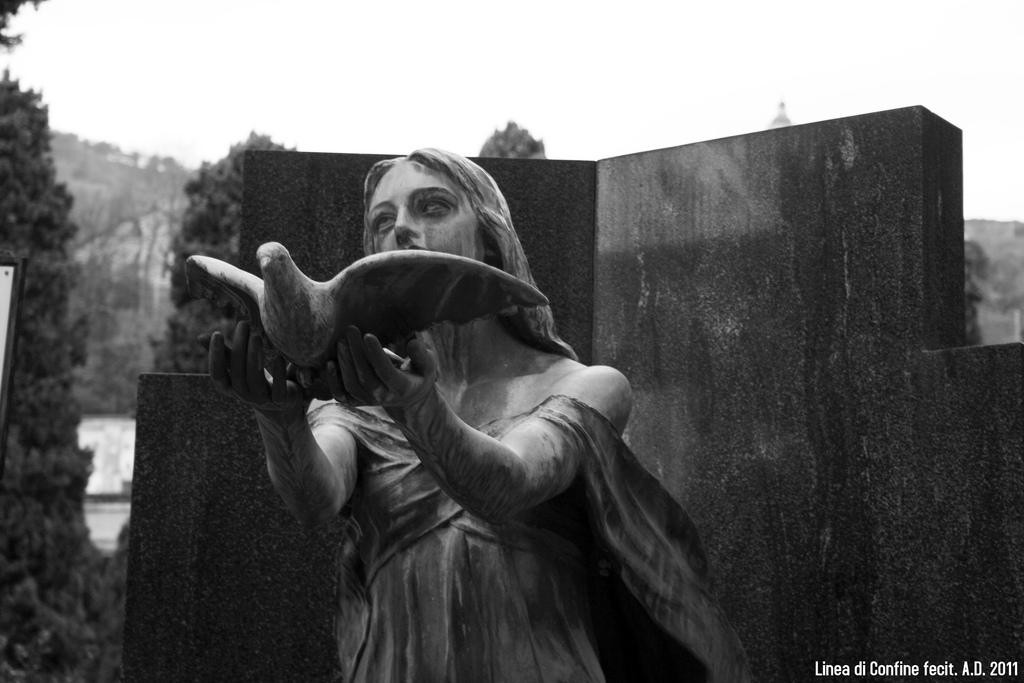 Cimitero di Staglieno (Particolare)