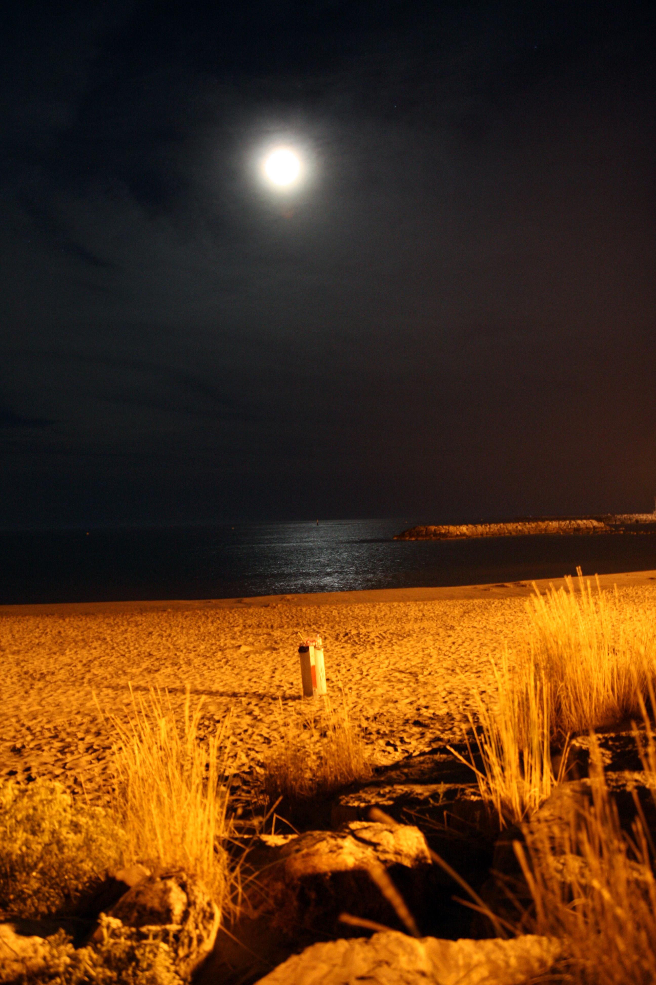 L'ormeggio della luna